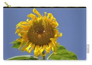 Sunflower At Latrun Carry-all Pouch