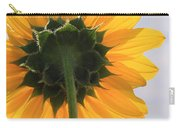 Sunflower Back Carry-all Pouch