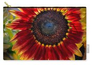 Sunflower Beauty Carry-all Pouch