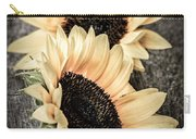 Sunflower Blossoms Carry-all Pouch