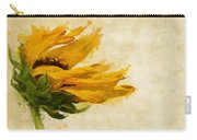 Sunflower Breezes Carry-all Pouch by Nikki Marie Smith