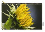 Sunflower Bright Side Carry-all Pouch