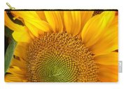 Sunflower Bright Carry-all Pouch