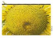 Sunflower Buzz Carry-all Pouch