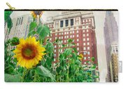 Sunflower City Carry-all Pouch