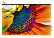 Sunflower Crazed Carry-all Pouch