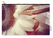Sunflower Digital Art Carry-all Pouch