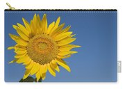 Sunflower, Helianthus Annuus Carry-all Pouch