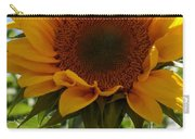 Sunflower Highlight Carry-all Pouch by Kerri Mortenson