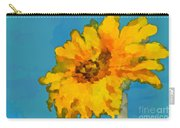 Sunflower Illusion Carry-all Pouch
