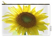 Sunflower In Light Carry-all Pouch