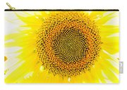 Sunflower In The Summer Sun Carry-all Pouch