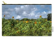 Sunflower Maze Carry-all Pouch