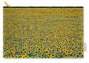 Sunflower Nirvana 24 Carry-all Pouch