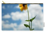 Sunflower On Route 66 Carry-all Pouch