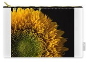 Sunflower Original Signed Mini Carry-all Pouch