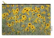 Sunflower Patch On The Hill Carry-all Pouch