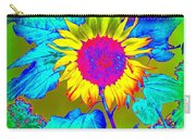 Sunflower Pop Carry-all Pouch