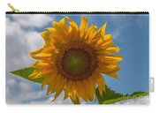 Sunflower Power Carry-all Pouch
