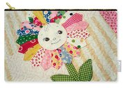 Sunflower Quilts Carry-all Pouch