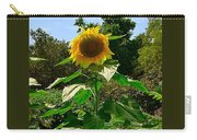 Sunflower Sally Carry-all Pouch