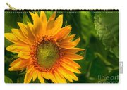 Sunflower Single Carry-all Pouch
