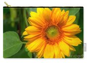 Sunflower Smile Carry-all Pouch
