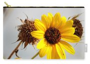 Sunflower Stages Carry-all Pouch
