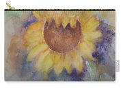 Sunflower Study Carry-all Pouch