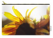 Sunflower Sunlight Carry-all Pouch