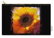 Sunflower Sunset - Art Nouveau  Carry-all Pouch