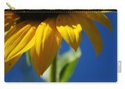 Sunflower Three Carry-all Pouch