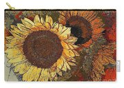 Sunflowers 397-08-13 Marucii Carry-all Pouch
