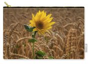 Sunflowers At Corny Carry-all Pouch
