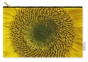 Sunflower's Cluster Carry-all Pouch
