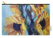 Sunflowers II Carry-all Pouch