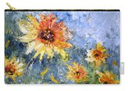 Sunflowers In Bloom Carry-all Pouch