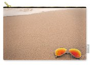 Sunglasses On The Beach Carry-all Pouch