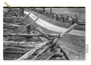 Sunken Road - Bw Carry-all Pouch