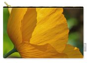Sunkissed Poppy Carry-all Pouch