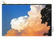 Sunkissed Storm Cloud Carry-all Pouch
