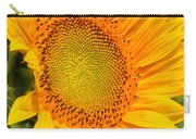 Sunkissed Sunflower Carry-all Pouch