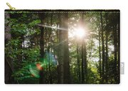 Sunlight Forest Carry-all Pouch