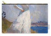 Sunlight Frank Weston Benson 1909 Carry-all Pouch