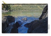 Sunlight On Lake Jenny Carry-all Pouch