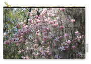 Sunlight On Saucer Magnolias Carry-all Pouch