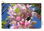 Sunlight On Spring Blossoms Carry-all Pouch