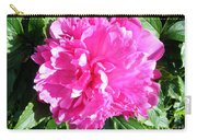Sunlight On The Peony Carry-all Pouch