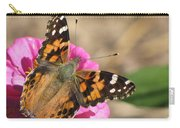 Sunlight On Wings Carry-all Pouch