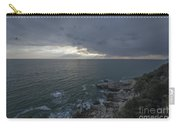 Sunlight Over The Sea Carry-all Pouch